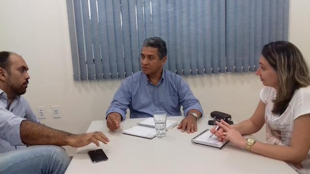 Sebrae e ACIC definem parceria para FICC 2017 em Cacoal