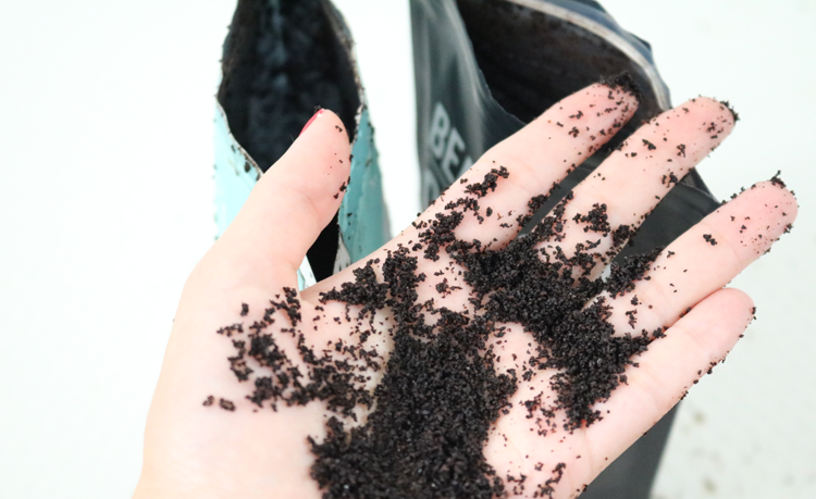 Green Beauty: Trying Out Coffee Body Scrubs from Scrub Love & Bean Body