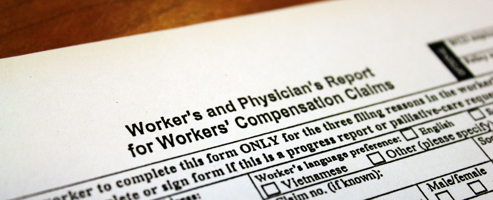 Valet Parking Workers Compensation - Parking Management Services - worker compensation form