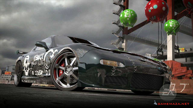 Need For Speed Pro Street Gameplay Screenshot 5
