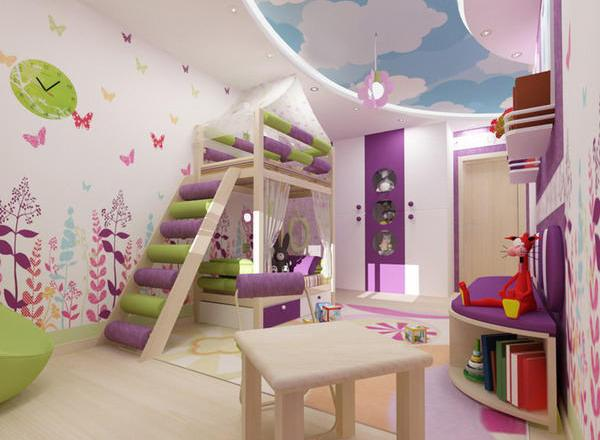 Warna Yang Sesuai Untuk Bilik Tidur Remaja Perempuan Desainrumahid