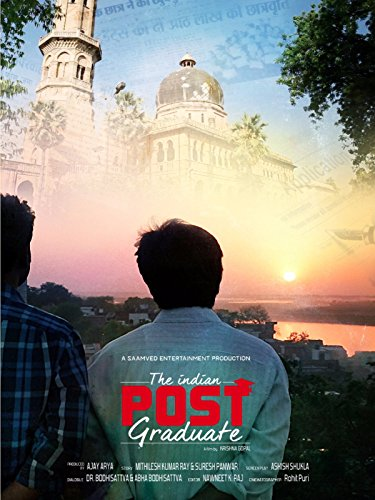 poster  The Indian Post Graduate 2018 Full Movie Download 720p