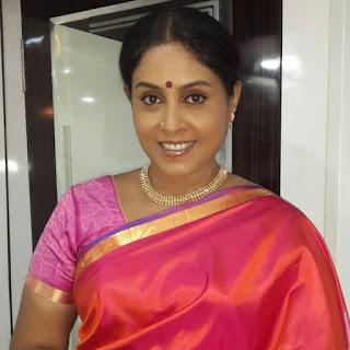 Saranya Ponvannan first marriage, hot, actress, daughters, family, family photos, first husband, movies, age, wiki, biography