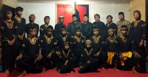 'Pandeka' Sungai Buluah Wakili Sumbar Pencak Silat Nasional di Jogja