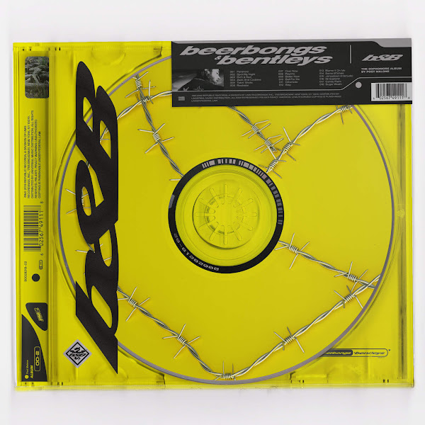 Post Malone - Spoil My Night (feat. Swae Lee) - Single Cover