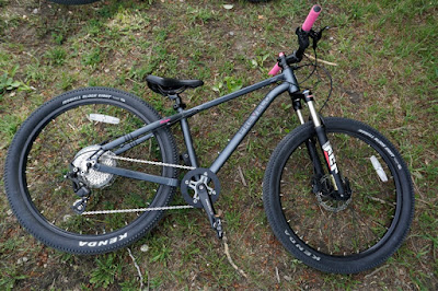 Prevelo Zulu Four 24 inch mountain bike