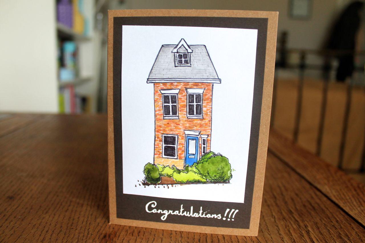 A Diy Personalised Housewarming Gift Idea