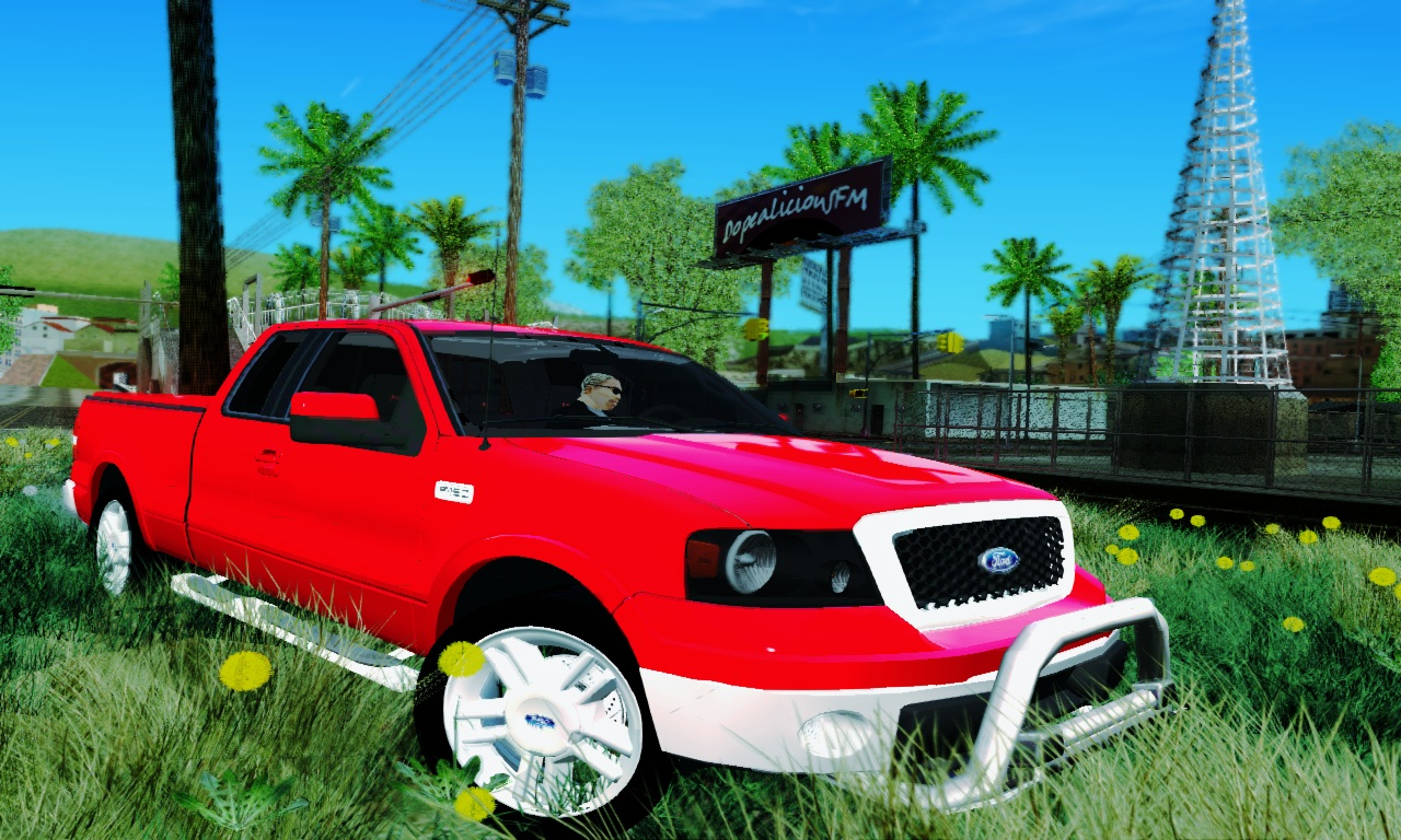 GTA Coahuila MX: Ford Lobo F150 2006 cabina 12 ★BY_MELENDEZ_MODS★