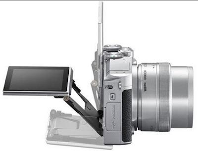 Harga dan Spesifikasi Kamera Mirroless Nikon 1 J5