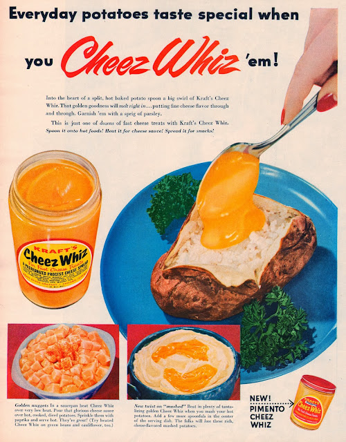 14 Interesting Vintage Food Ads From The 1950s Vintage