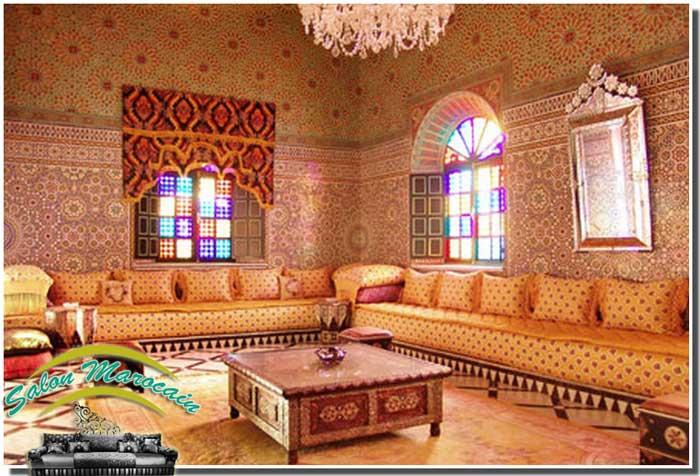 Boutique Salon marocain 2018/2019: salon marocain pas cher
