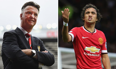 Former Manchester United and Brazil defender, Rafael da Silva tears into former manager, Luois Van Gaal, after the dutch man bluntly told him he could leave the old Trafford outfits apparently because he bears grudges with Brazilian - the fullback alleges.