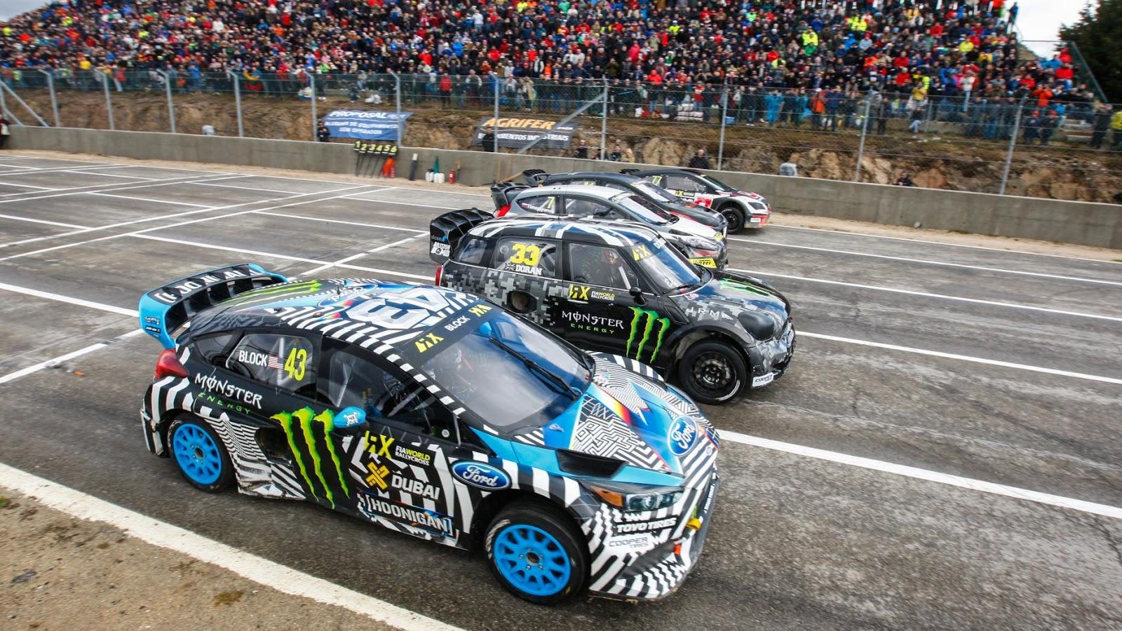 Giải đua trông không khác nào trong phim Fast & Furious