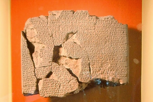 The ancient Egyptians forged one of the earliest peace treaties on record