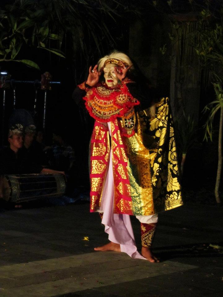 Oleg Tambulilingan   Klungkung Bali