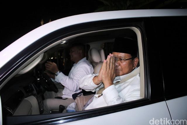 Dukung Prabowo, Umar Kei Singgung 'Kemerdekaan' Maluku