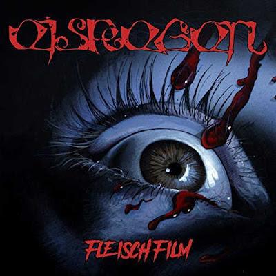 Eisregen - Fleischfilm (2017) Album Artwork