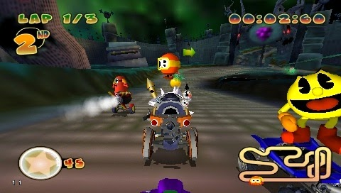 Pac Man World Rally Game Free Download Full Version For Pc