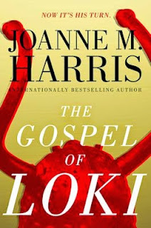 Interview with Joanne M. Harris and Review of The Gospel of Loki - May 4, 2015