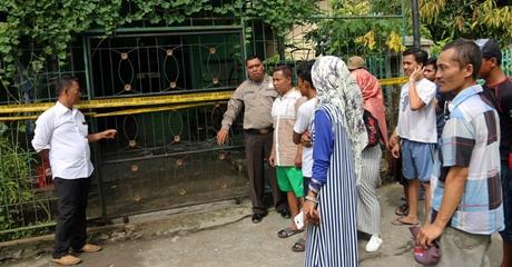 Orangtua Terduga Teroris Diusir dari Desanya