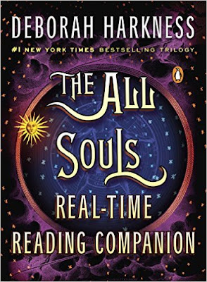 A companion to The All Souls Trilogy by Deborah Harkness for fans to explore: The All Souls Real-Time Reading Companion - U.S. Cover by Penguin Books