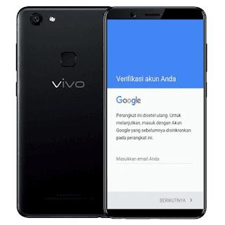 melewati akun google v7