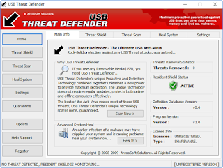 USB Threat Defender v1.0