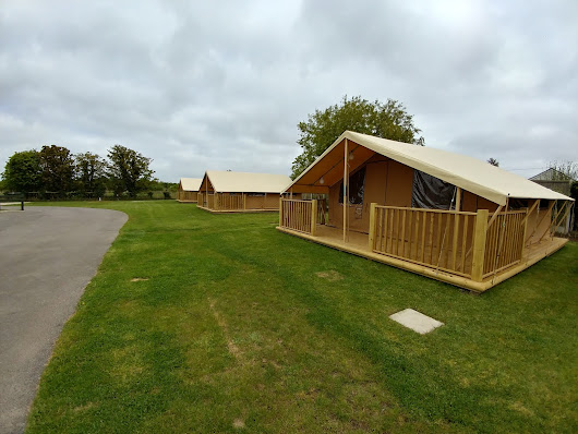 A weekend Glamping in Mablethorpe ~ This day I love.......