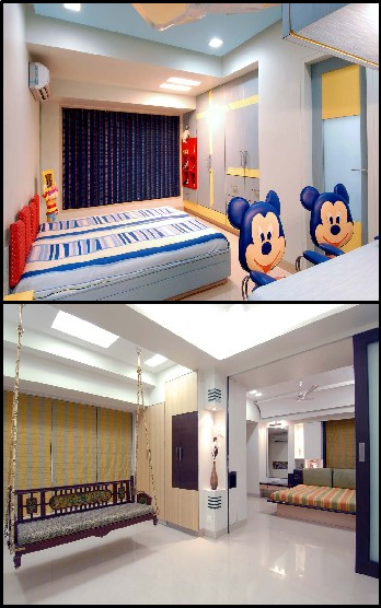 Kids Room False Ceiling Design: Interior Design: False Ceiling Design For Kids Room