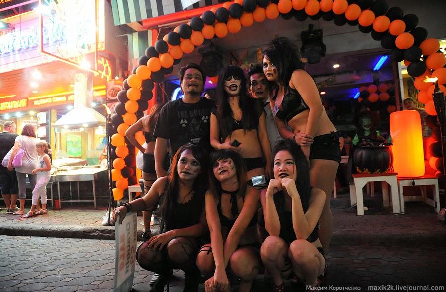 с проститутками в сеуле улицы