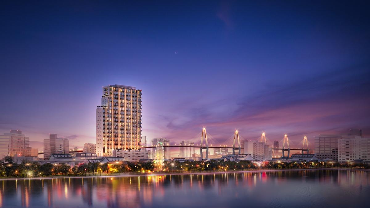 Pentstudio Tây Hồ được phát triển bởi chủ đầu tư CTX Holdings