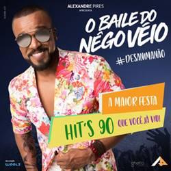 Baixar CD Alexandre Pires - O Baile Do Nêgo Véio 2018
