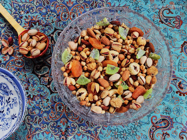 Ajil Persian Mixed Nuts