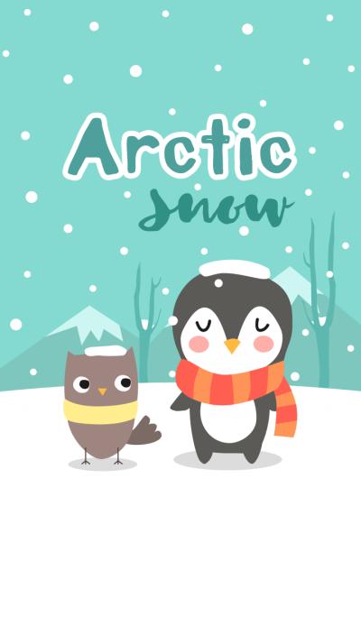 Arctic Snow