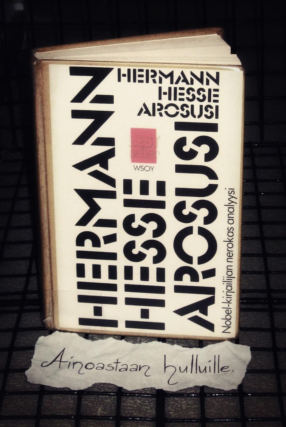 Hermann Hesse Arosusi