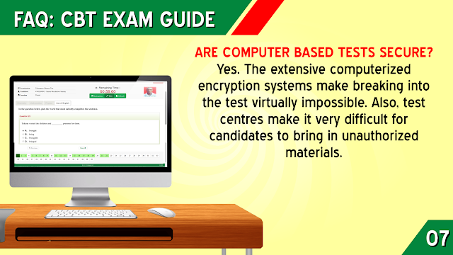 10. ARE COMPUTER BASED TESTS SECURE?
