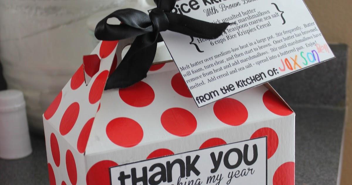 poppy seed projects last minute teacher gift