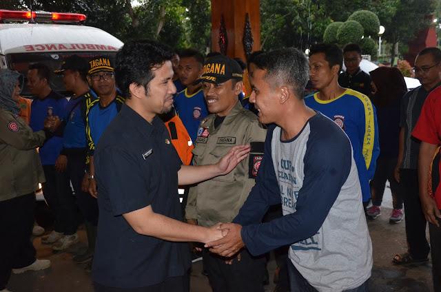 Emil Dardak Berangkatkan Bantuan untuk Korban Bencana di Pacitan