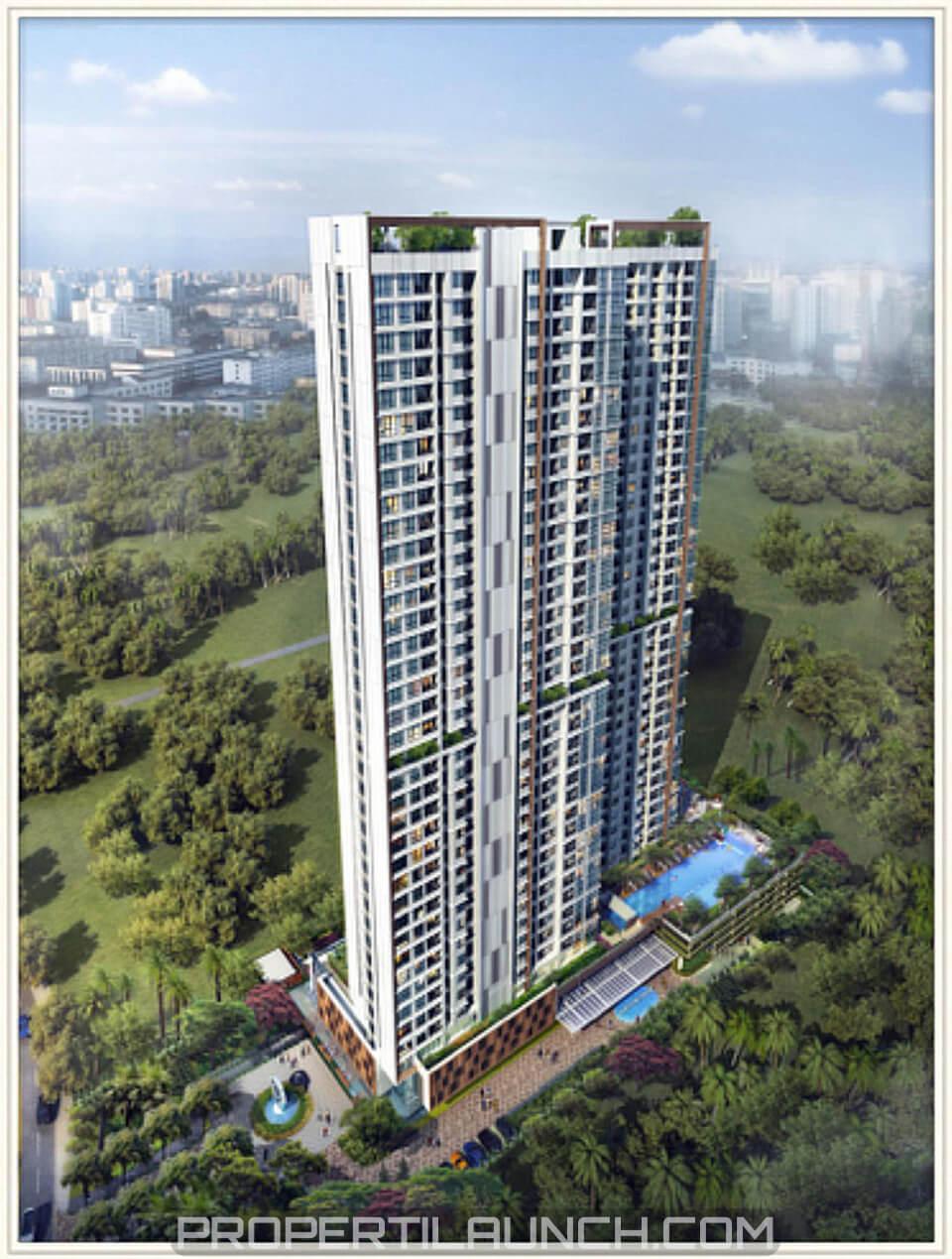 Apartemen Permata Hijau Suites Kebayoran Jakarta