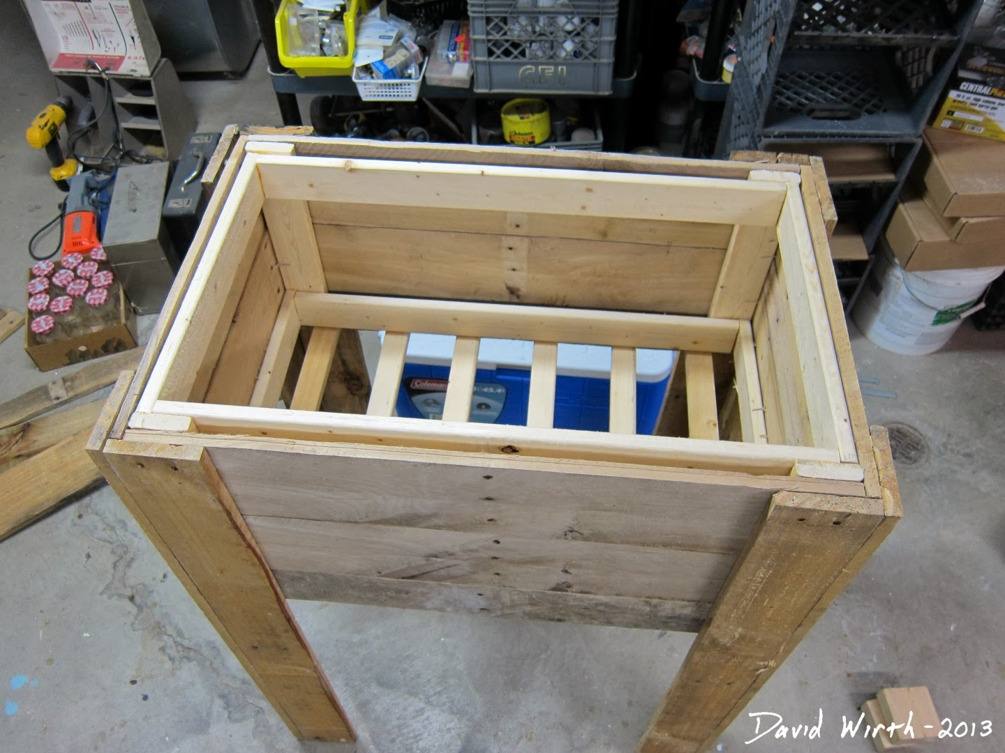 how to make your own cooler