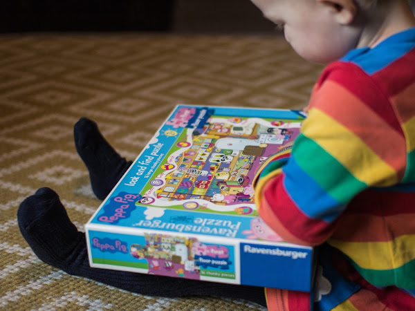 Review: Peppa Pig My First Floor Puzzle from Ravensburger