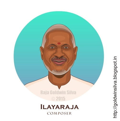 ilayaraja cartoon