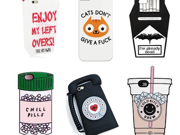 Alternative Phone Case Wishlist | Fashion