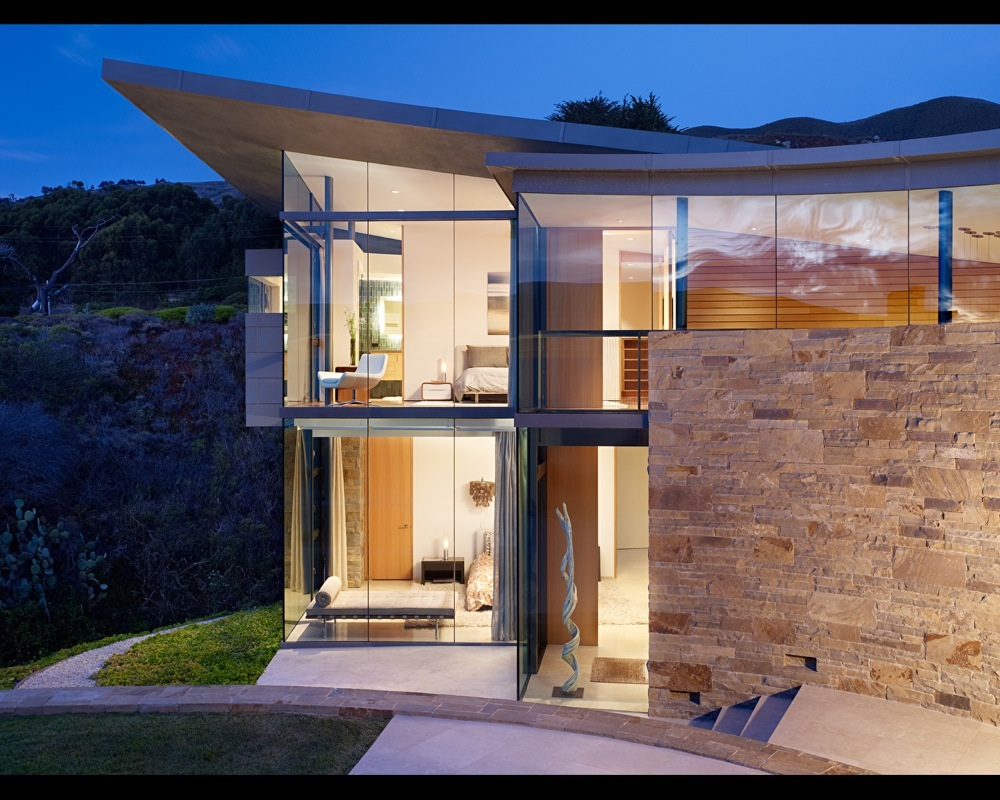 Ocean Front Home: Most Beautiful Houses In The World
