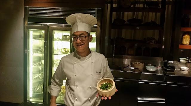 Chef Zhang Yajun