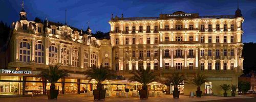 Grandhotel Pupp, de Karlovy Vary (República Checa)