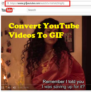 How to Convert YouTube Videos to GIF