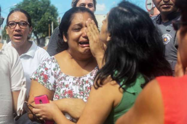 BBUJ6j1 - Veja fotos do massacre em Suzano