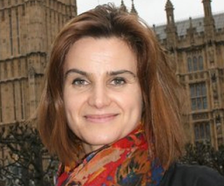UK British MP killed Jo Cox