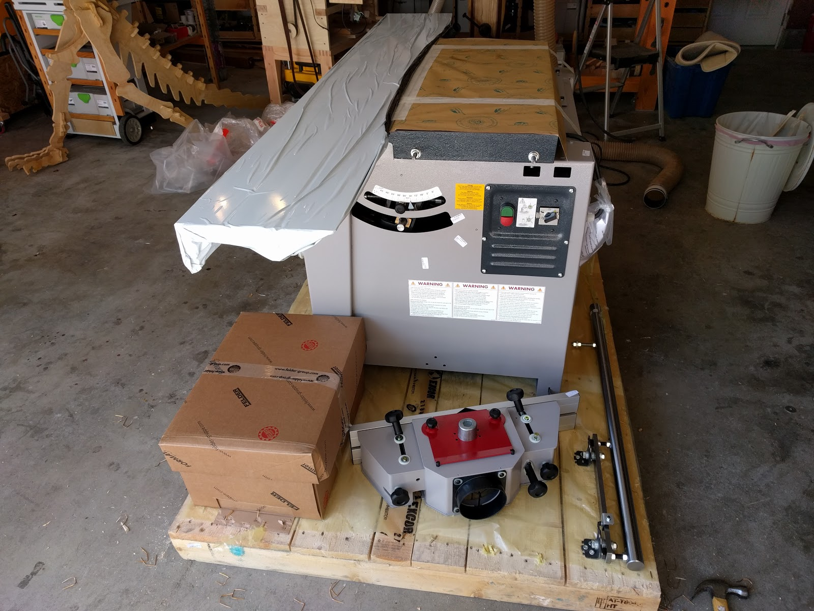 Hammer B3 winner sliding table saw review | Experience  Improve  Make